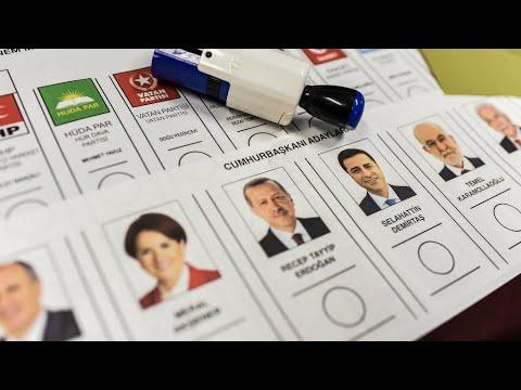 إردوغان يواجه اختبارا صعبا في انتخابات رئاسية وبرلمانية  - نشر قبل 32 دقيقة
