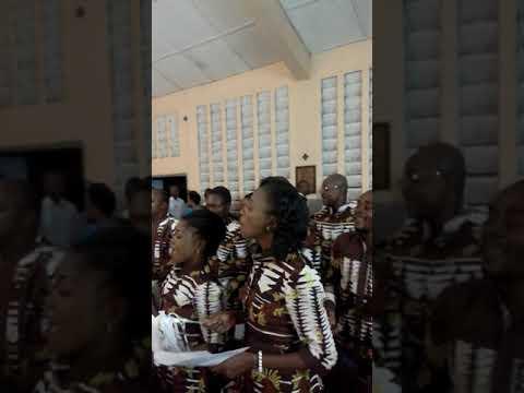 Chorale ELYKIA Notre dame d Afrique