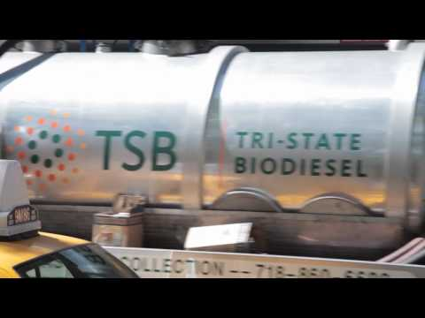 Origins of Bioheat: NYC Biodiesel Producer Tri-State Biodiesel