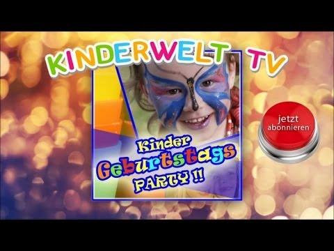 Geburtstagslied - Kinder Party - Viel Glück und Viel Segen (Kinderlieder für Kindergeburtstag)