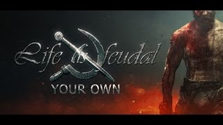 LIFE IS FEUDAL: YOUR OWN ★ Angezockt! [Deutsch | Koop] Lets Play Life is Feudal