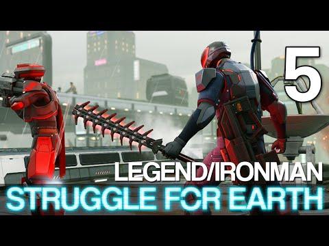 [5] Struggle for Earth (Let