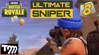 Fortnite: Battle Royale - ULTIMATE SNIPER #8 (Best Fortnite Kills)
