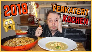 Reste Challenge | Verkatert kochen | Florian Mennen