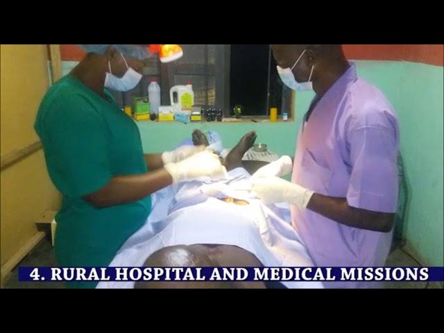 Focus of Odumehaje Medical Mission