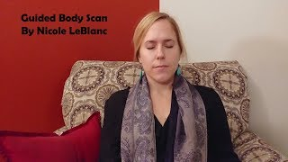 Body Scan - Relaxation Guide