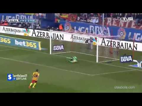 Highlights Gol La Liga Primera pekan ke 19 (11-12 Januari 2014)