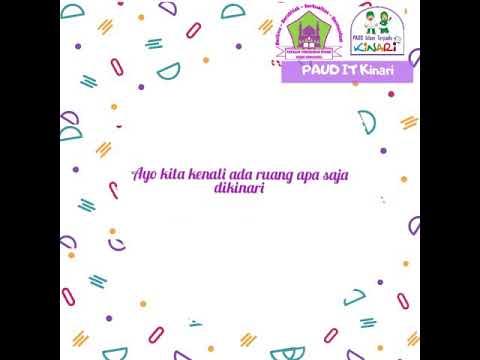 Pengenalan Lingkungan Sekolah PAUD IT Kinari Mijen Semarang