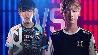 Evi vs Peanut | 1 v 1 Tournament | 2018 All-Star Event | Day 2