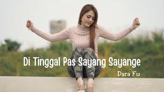DITINGGAL PAS SAYANG SAYANGE - ARYA SATRIA | Remix Koplo Cover Version by Dara Fu