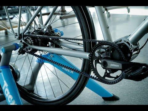 tout terrain Pinion + Rohloff Testing -  3000% gear range
