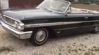 1964 All Original Ford Galaxy Convertible | For Sale | Online Auction