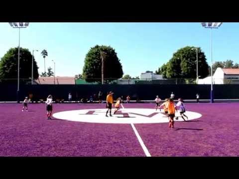PVCRUSHERS vs Beverly Hills W7-0 10/15/2016