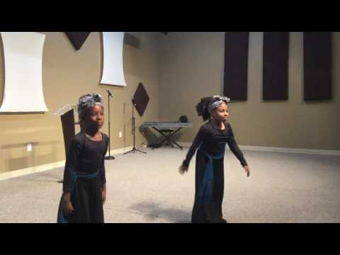 You Deserve It By JJ Hairston Praise Dance
