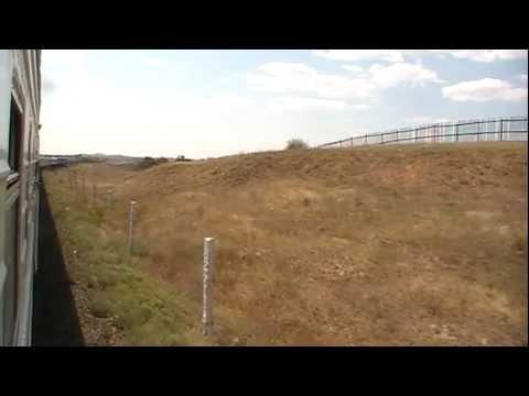 поезд Уфа-Ташкент