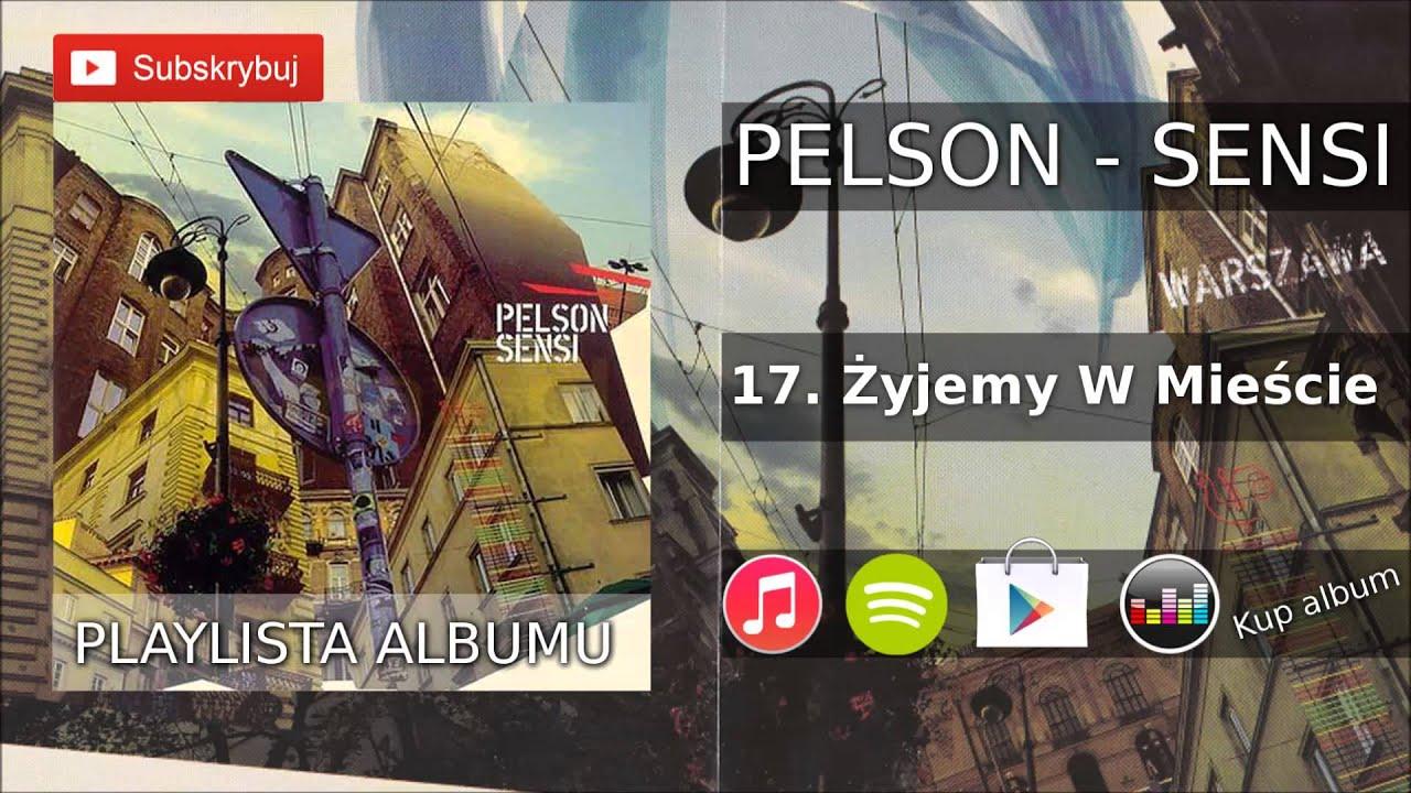 17. PELSON, VIENIO - Żyjemy W Mieście ((produkcja: DJ Seb, gościnnie: Maleo Reggae Rockers))