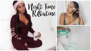 MY Night Routine 2017!