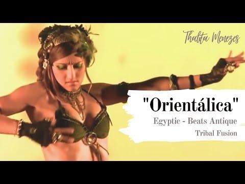 Thalita Menezes Tribal Fusion Bellydance