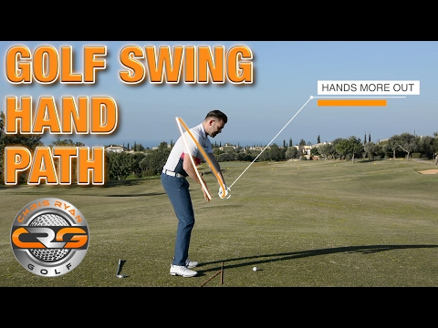 GOLF SWING   WHAT IS HAND PATH?