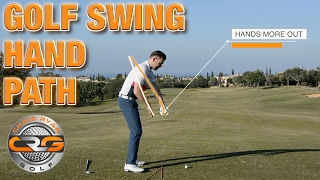 GOLF SWING | WHAT IS HAND PATH?