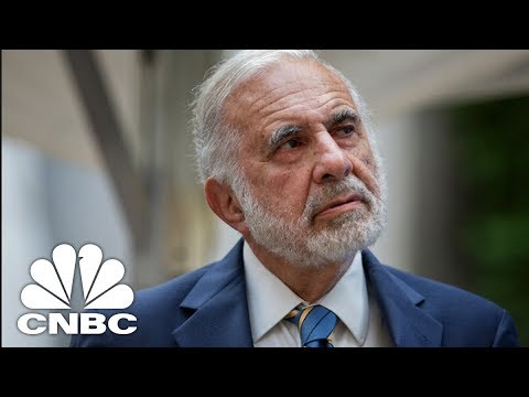 Carl Icahn On His Latest Investments | CNBC