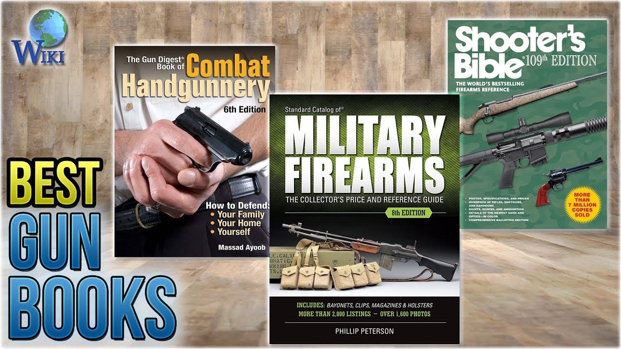 10 Best Gun Books 2018