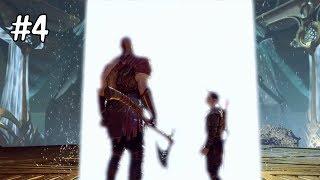 God Of War 4 PS4 - Part 4 - LIGHT OF ALFHEIM!