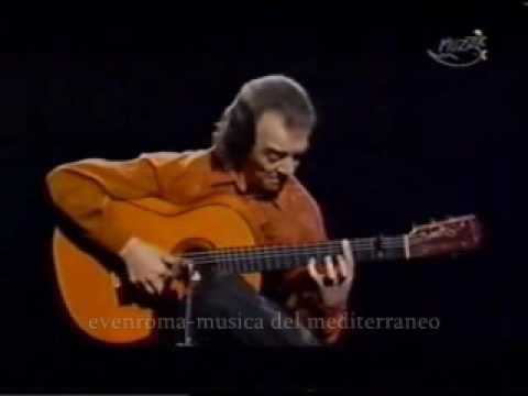 """Pepe Habichuela """"Rondeña"""""""