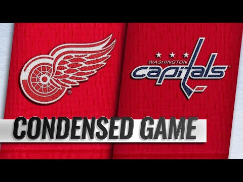 11/23/18 Condensed Game: Red Wings @ Capitals