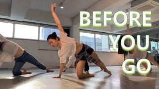 [Contemporary-Lyrical Jazz] Before you go - Lewis Capaldi Choreography. SOO