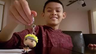 Naruto funko keychain!