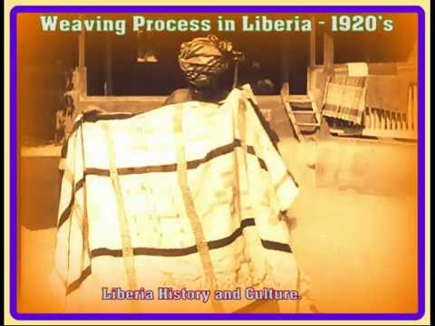 Country Cloth of Liberia.