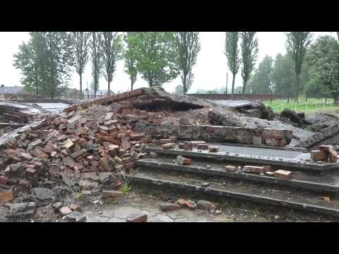 A visit to Auschwitz Concentration-Extermination Camp 2014-05-14