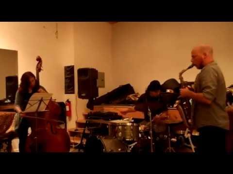 Keir Neuringer Trio - First Banana, Philadelphia 10/16/2014