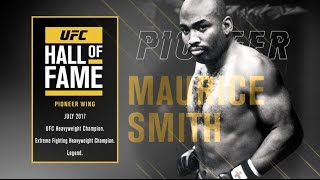 UFC Hall of Fame: Maurice Smith