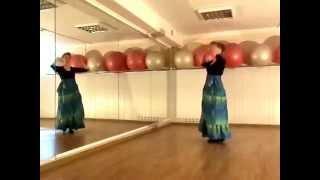Мирослава Шапкова - Спонтанный Танец вдохновения(, 2014-04-27T15:59:20.000Z)