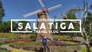 WOW! SALATIGA PUNYA TEMPAT SEKEREN INI! Review D'emerick Adventure | Khairulleon Travel Vlog