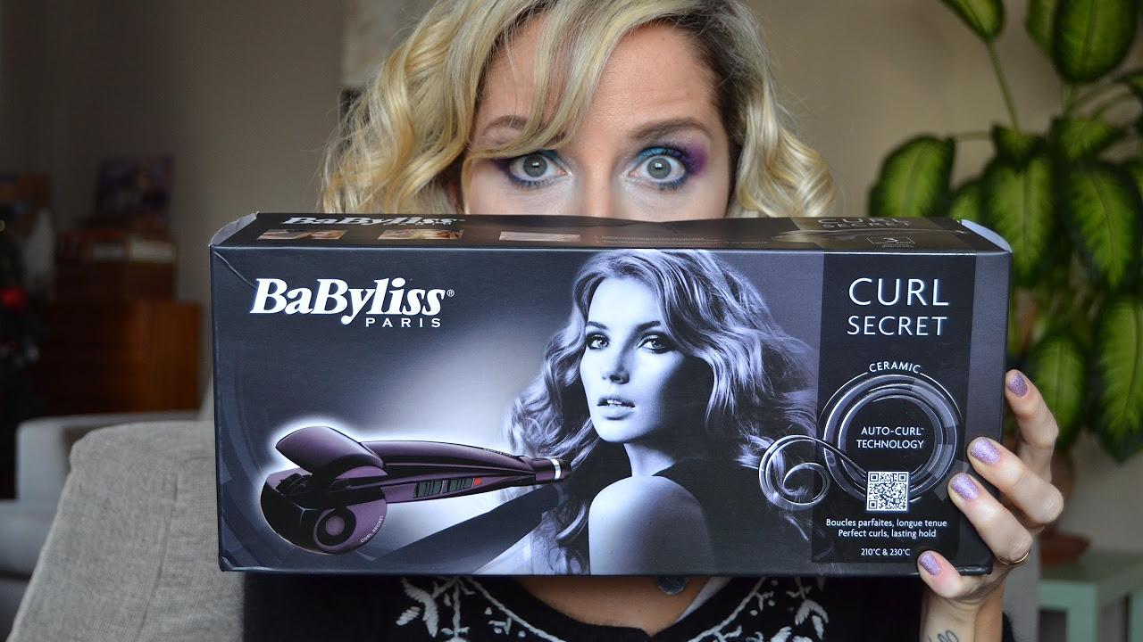 Babyliss Curl Secret Saç Maşasını Merak Eden var mı?