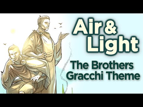 """♫ Brothers Gracchi: """"Air and Light"""" - Sean and Dean Kiner - Extra History"""