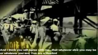 Quaid-e-Azam (r.a) Responds to SAFMA {Original Voice}