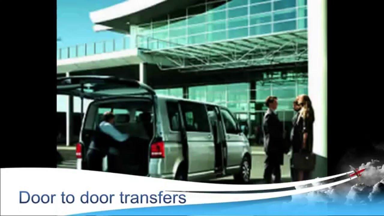 Melbourne Airport Shuttle - Door to door & Melbourne Airport Shuttle - Door to door - YouTube