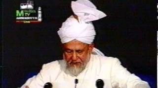 Jalsa Salana UK 1993 - Address to Lajna Imaillah by Hazrat Mirza Tahir Ahmad (rh)