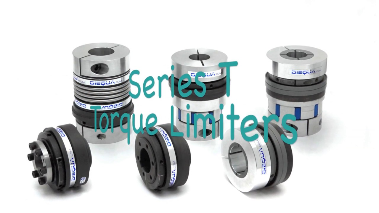 """Torque Limiter Model Number 350 Value Collection 1/"""" Bore"""