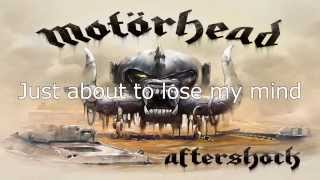Lost Woman Blues - Motörhead (Lyrics)