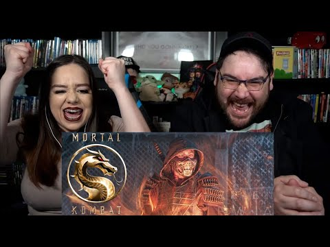 Mortal Kombat (2021) - Red Band Reaction / Review - Late to the Party