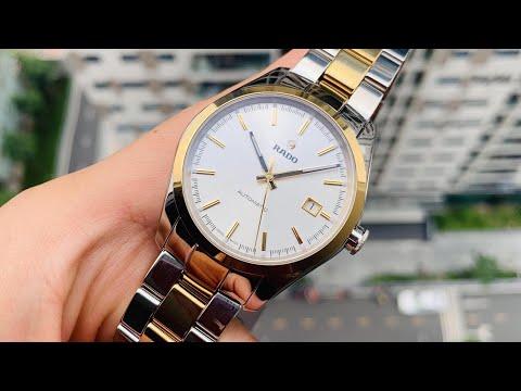 [ Review Đồng Hồ ] RADO  HYPERCHROME AUTOMATIC R32979102 | TIMEWISE