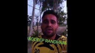 JAGDEEP RANDHAWA singer song cars