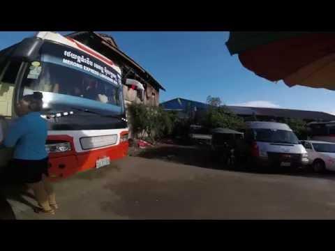 โอ้..โฮ อะไรจะปานนั้น Mekong Express Limousine Bus Cambodia บริการดุจสายการบิน