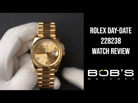 Rolex Day-Date 228238   Bob's Watches