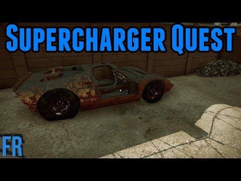 Car Mechanic Simulator 2018 - Supercharger Quest